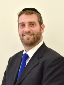 Rabbi Ari Deutscher