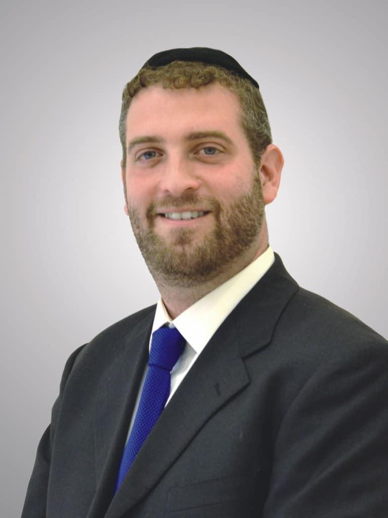 Rabbi Ari Deutscher