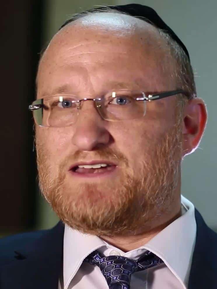 Rabbi Alter Klein